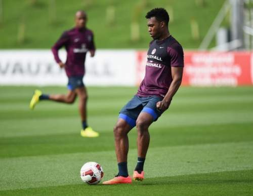 Daniel+Sturridge+England+Training+Session+QWEruK2W7kzx