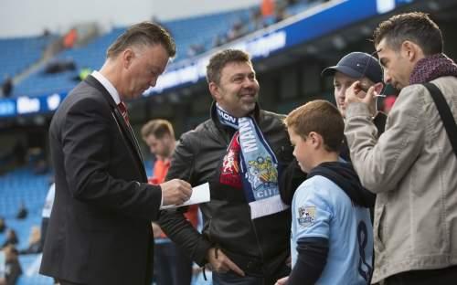 «Манчестер Сити» одолел «Манчестер Юнайтед» вдерби